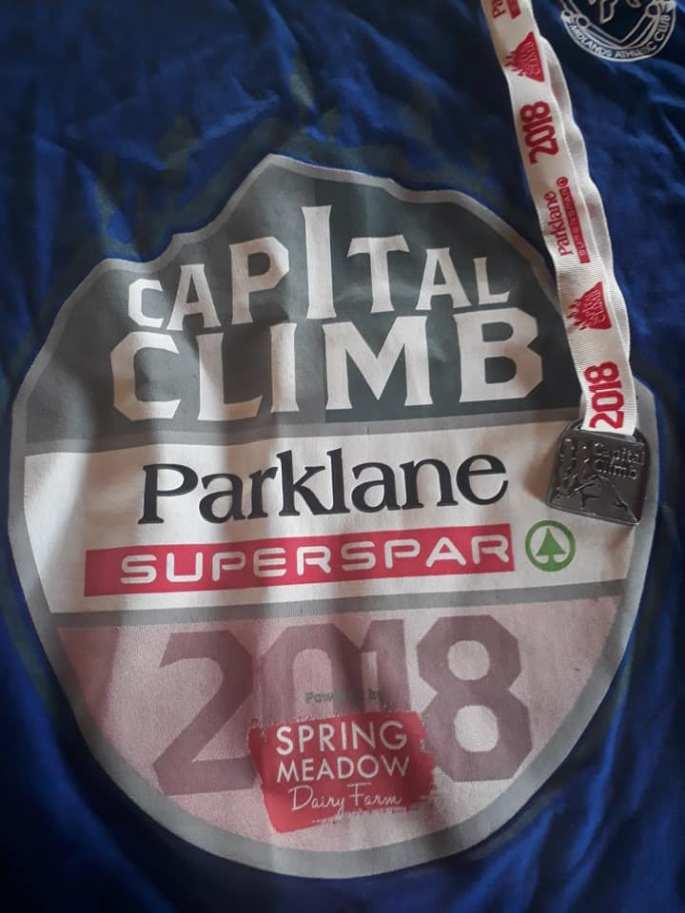 Capital Climb 2018